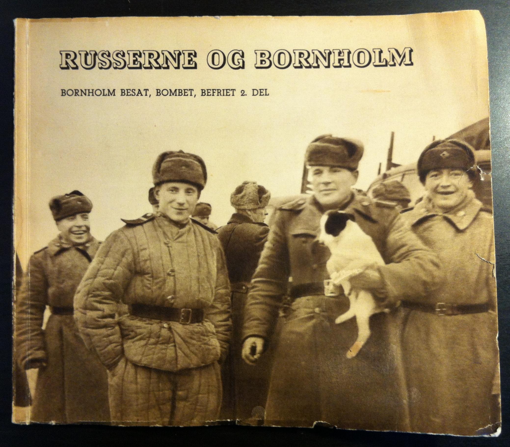 Russerne og Bornholm