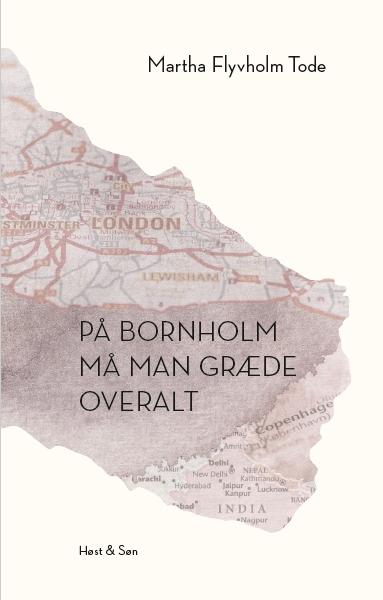 På Bornholm må man græde overalt