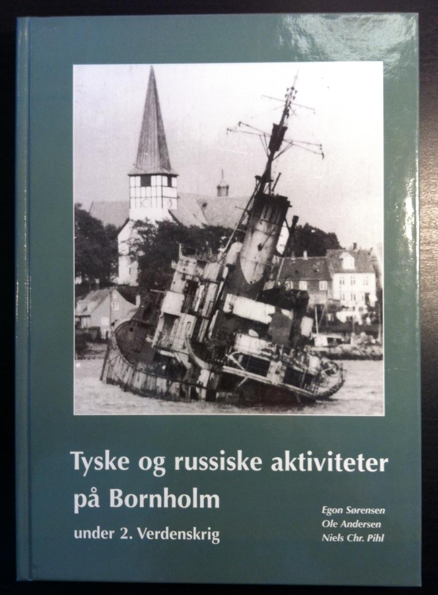 Tyske og russiske aktiviteter på Bornholm