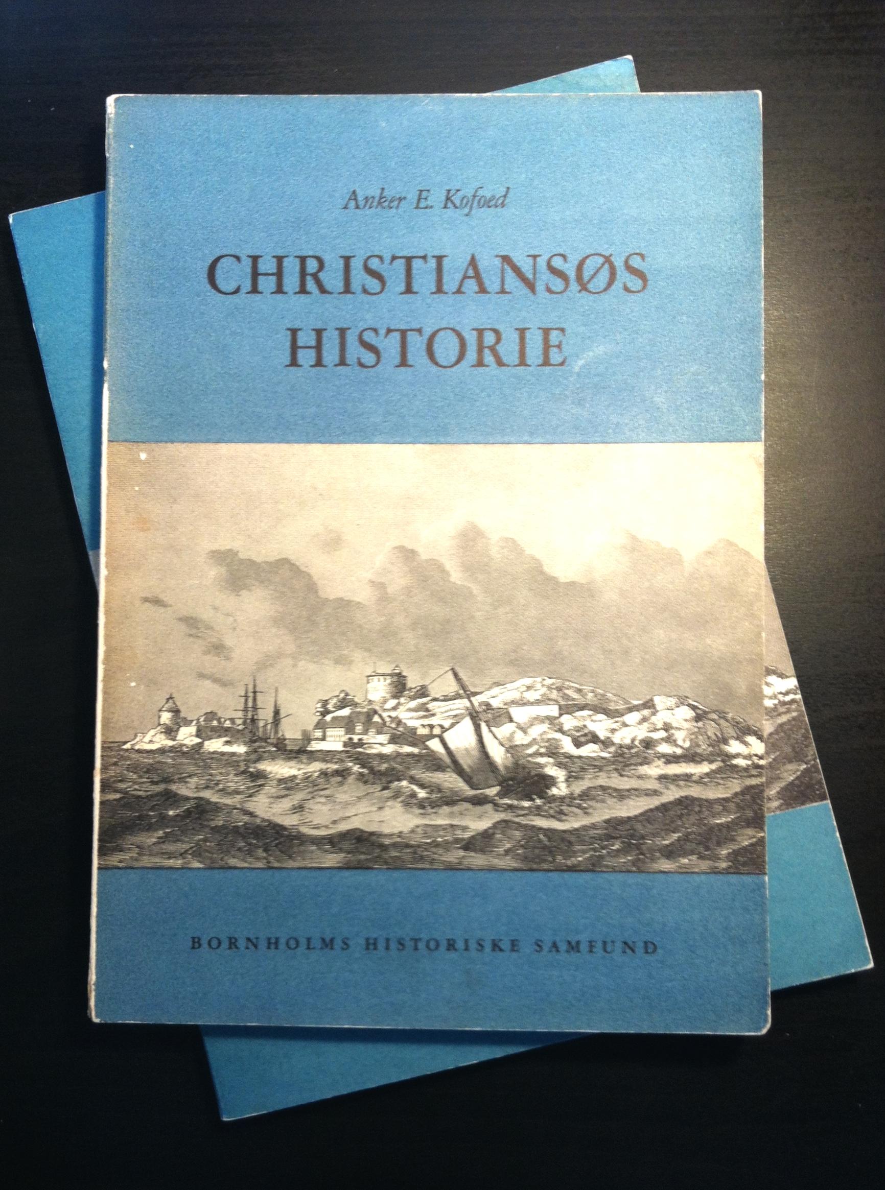 Christiansøs historie 2 bind