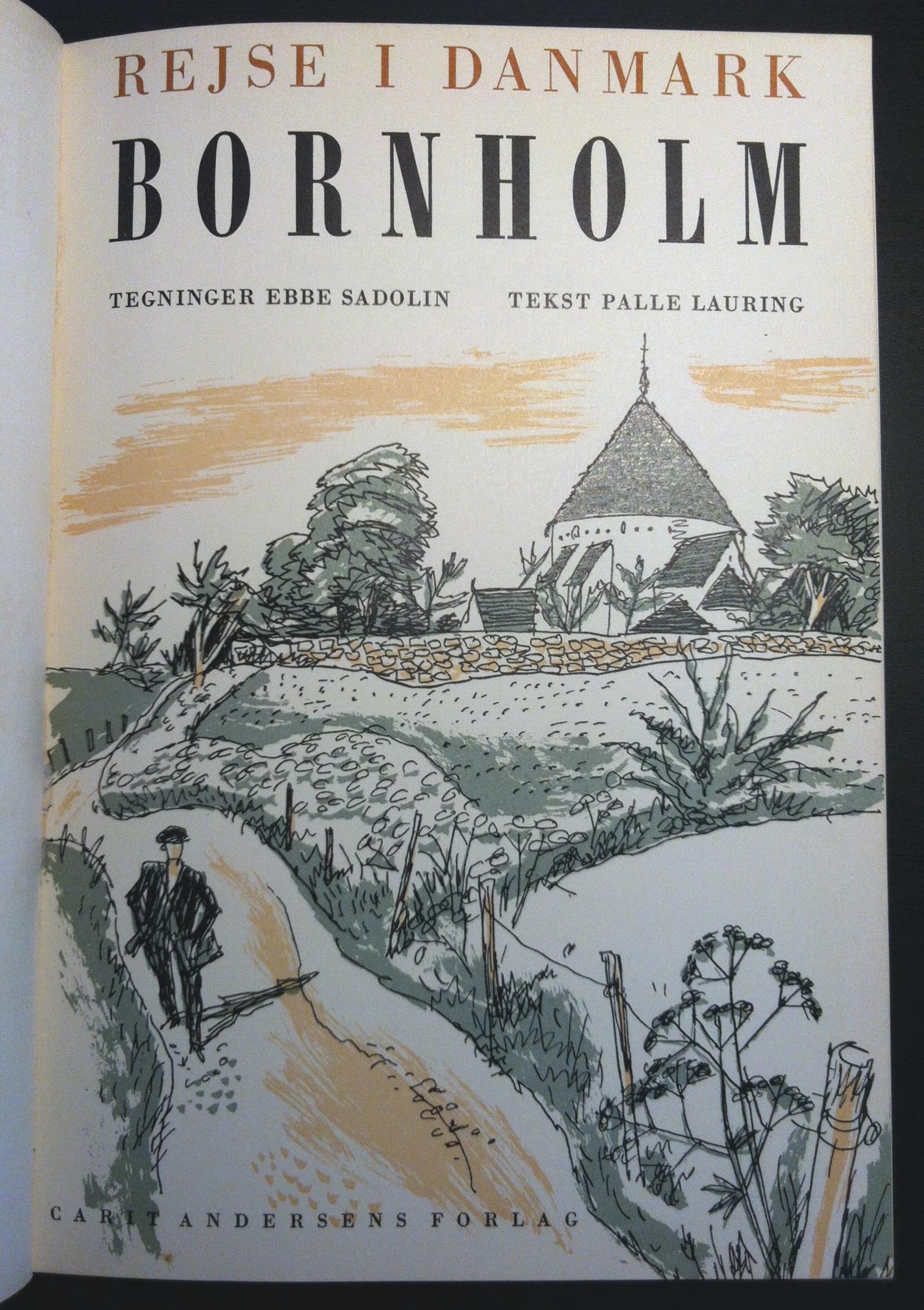 Rejse i Danmark Bornholm2