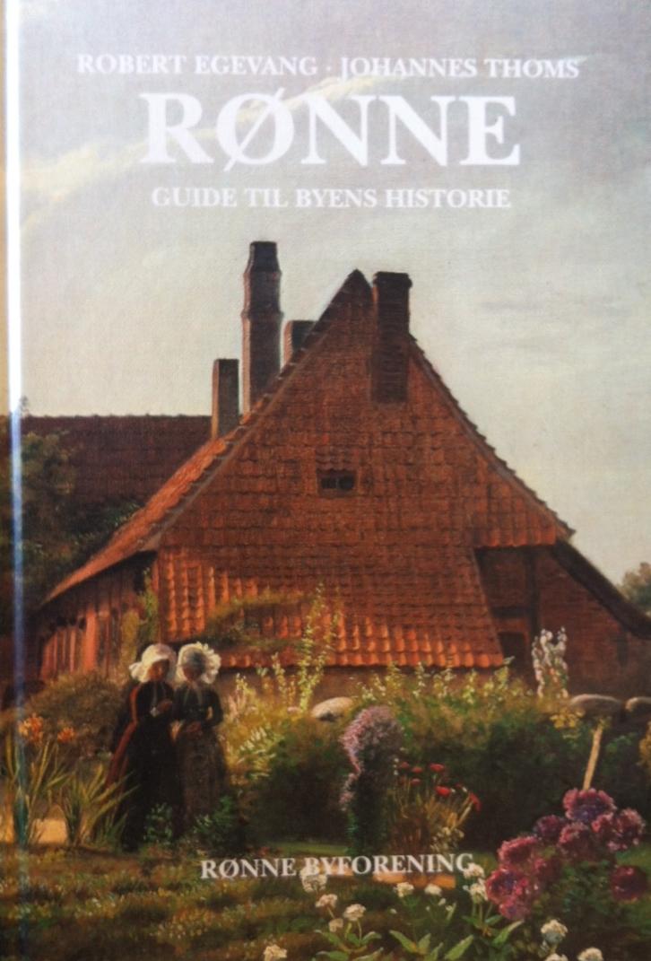 Rønne guide til byens historie