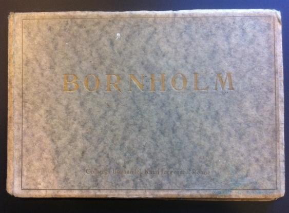 Album over Bornholm - 24 udvalgte prospekter
