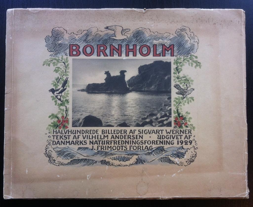 Bornholm - i tekst og billeder