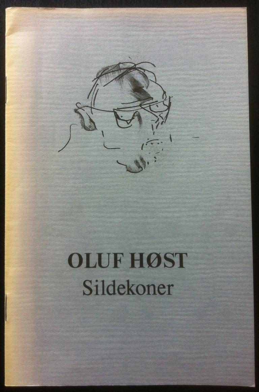 Oluf Høst Sildekoner