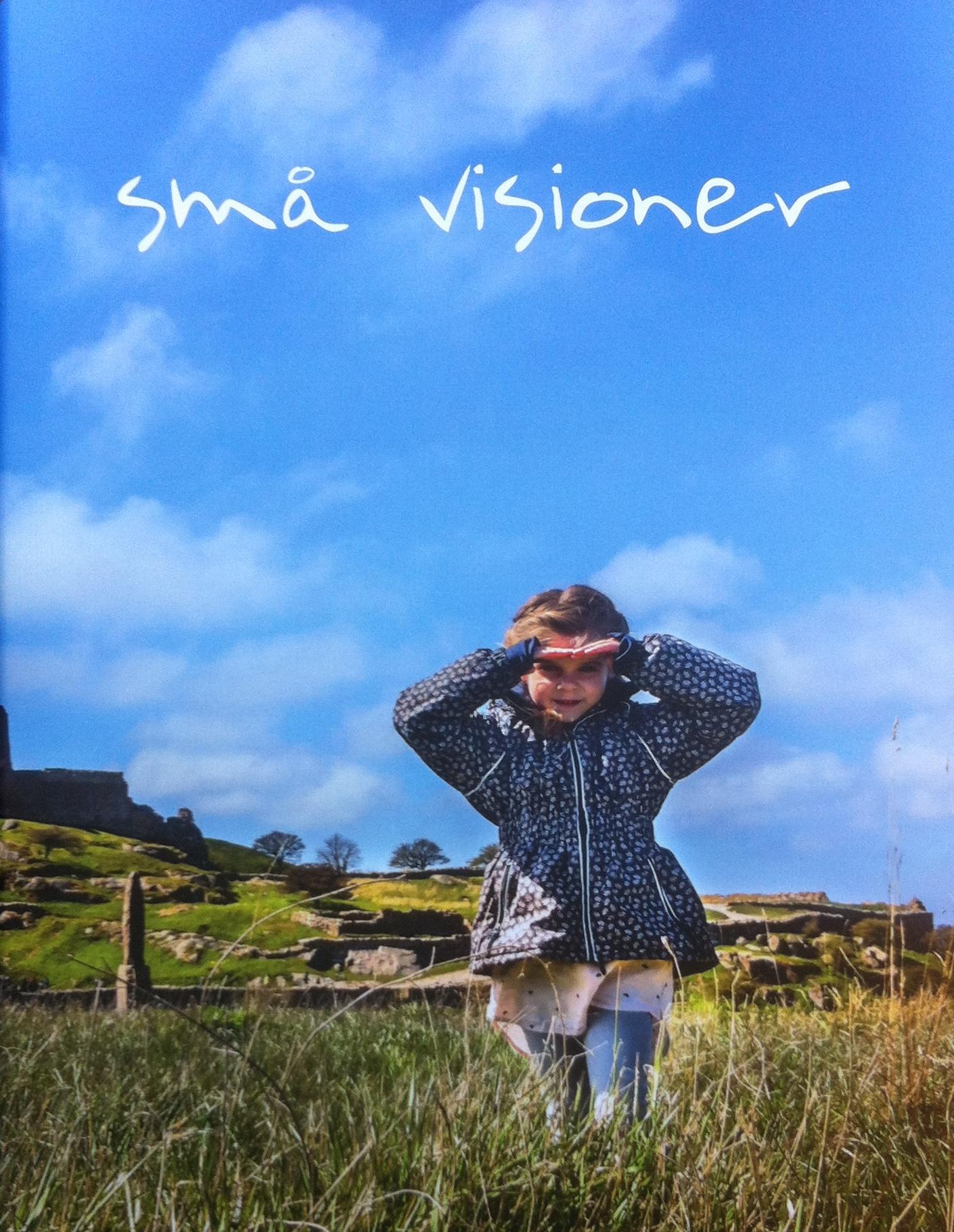 Små Visioner-forside