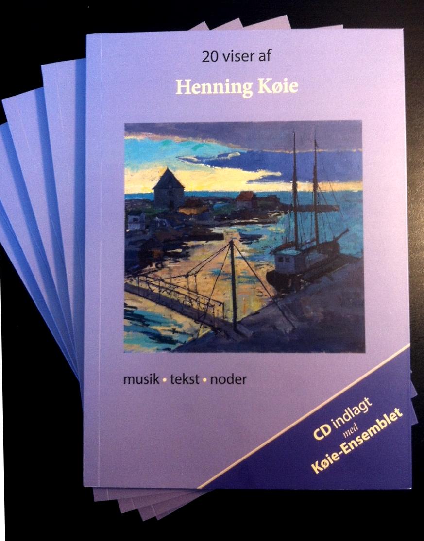 20 viser af Henning Køie