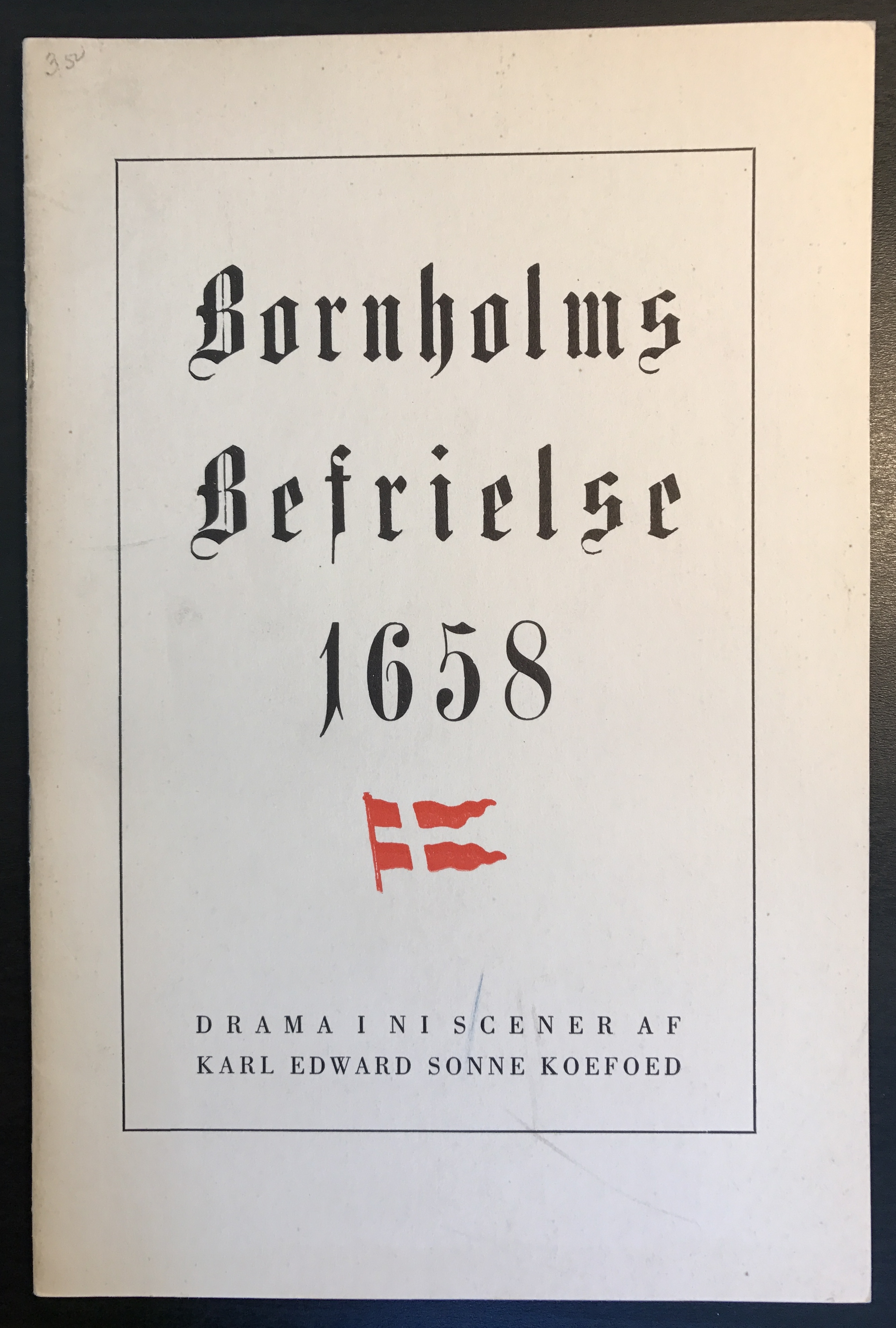 Bornholms befrielse 1658