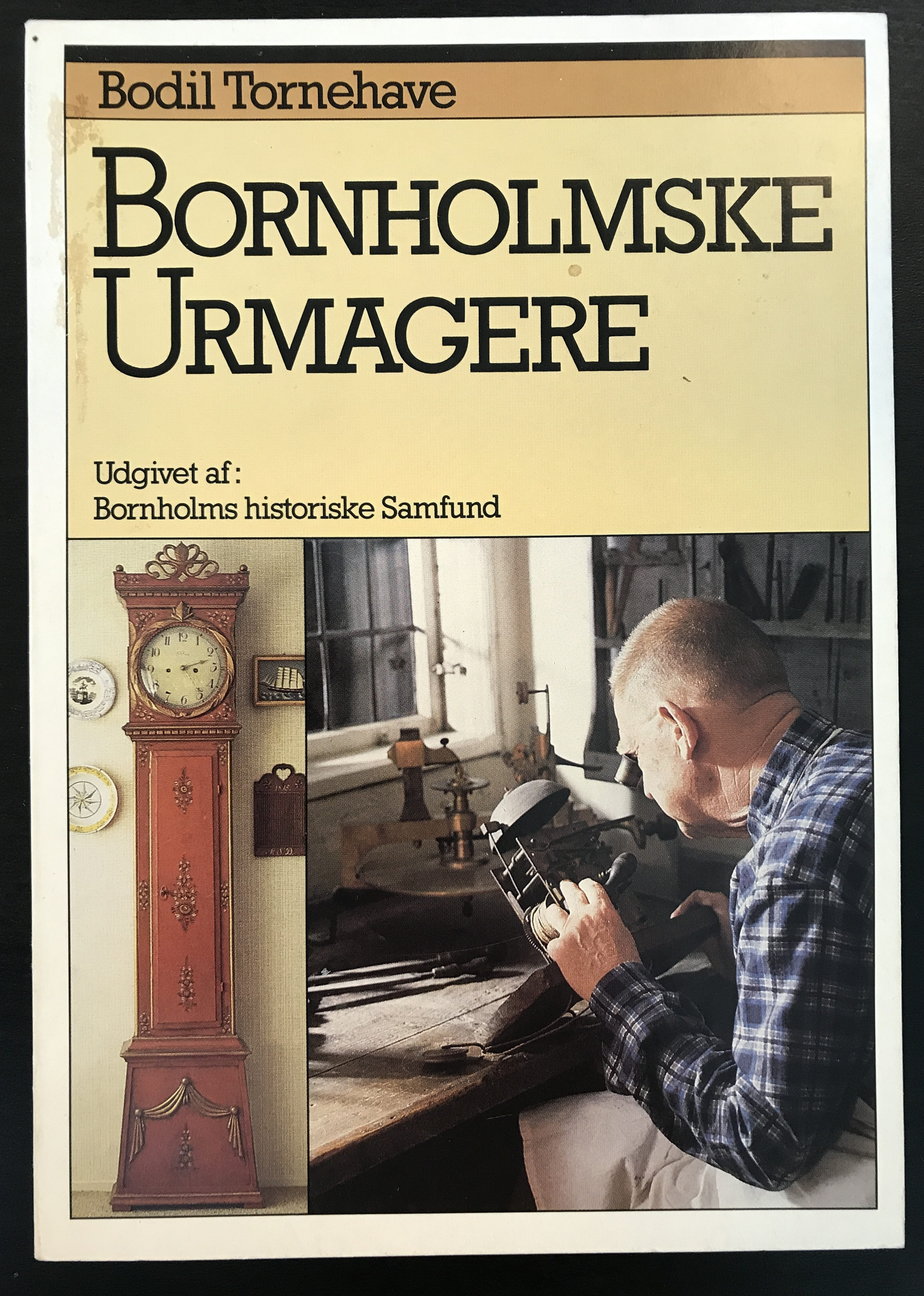 bornholmske urmagere