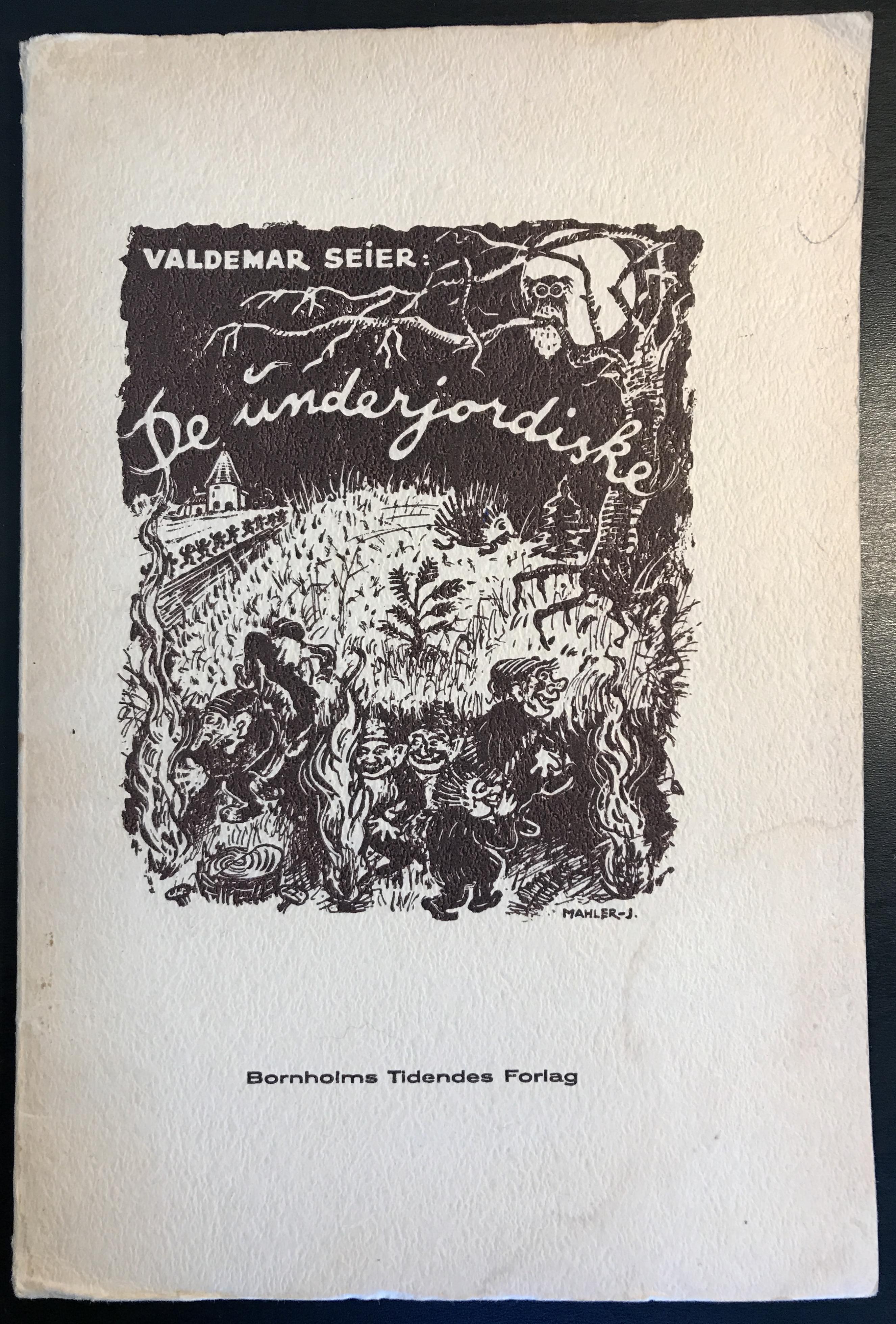 De underjordiske 1951