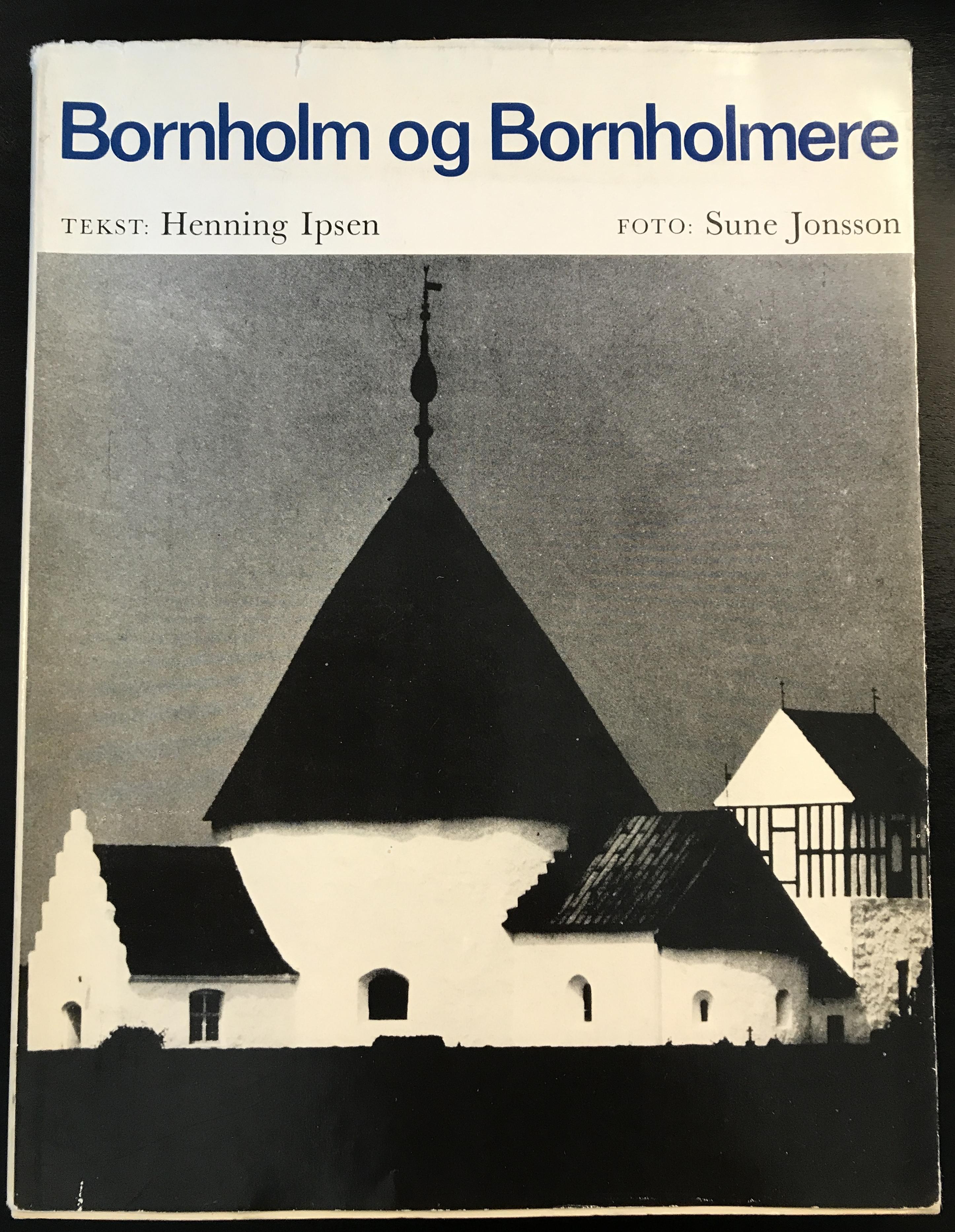 Bornholm og bornholmerne