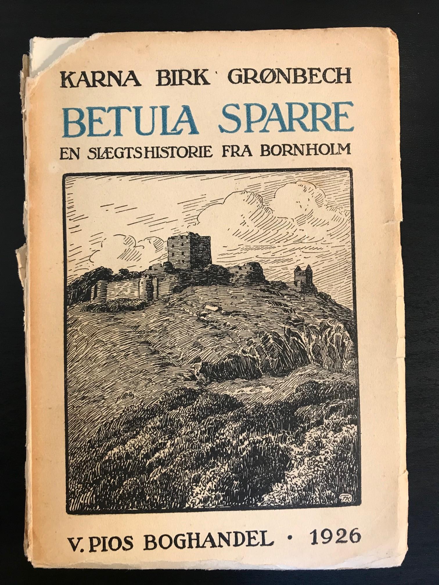 Betula Sparre