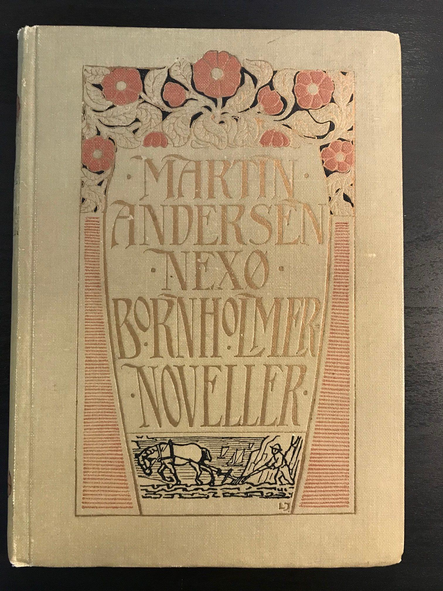 Bornholmer noveller cover