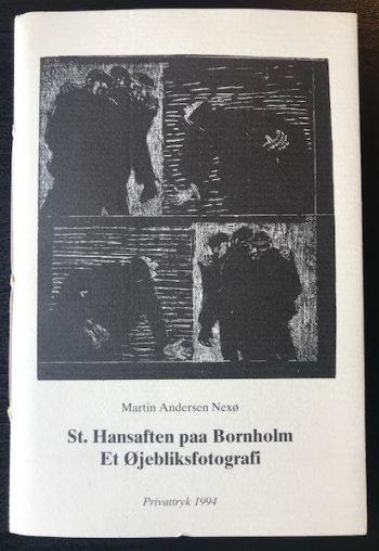 St. Hansaften paa Bornholm
