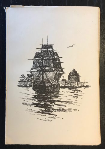 Generalmarch. Parol: Christiansø