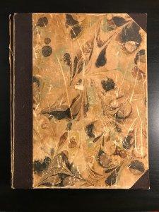 Bornholms Historie - Landbrugets og dets Biografier indbydelser omslag
