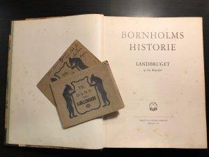Bornholms Historie - Landbrugets og dets Biografier indbydelser