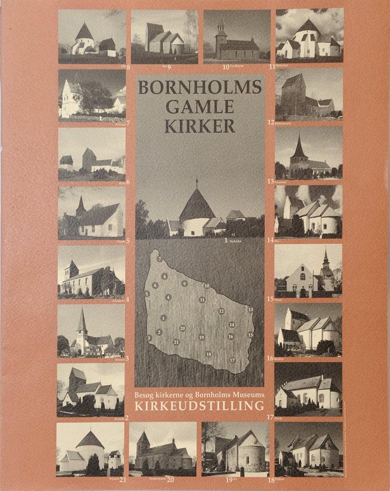 Bornholms gamle kirker