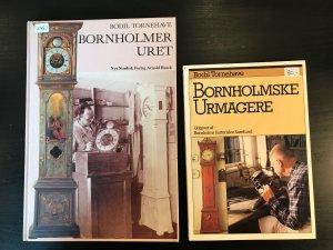 Bornholmeruret og bornholmske urmagere