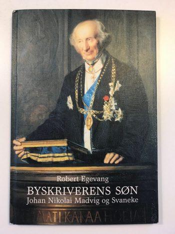 Byskriverens søn Johan Nikolai Madvig og Svaneke
