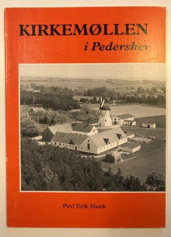 Kirkemøllen i Pedersker