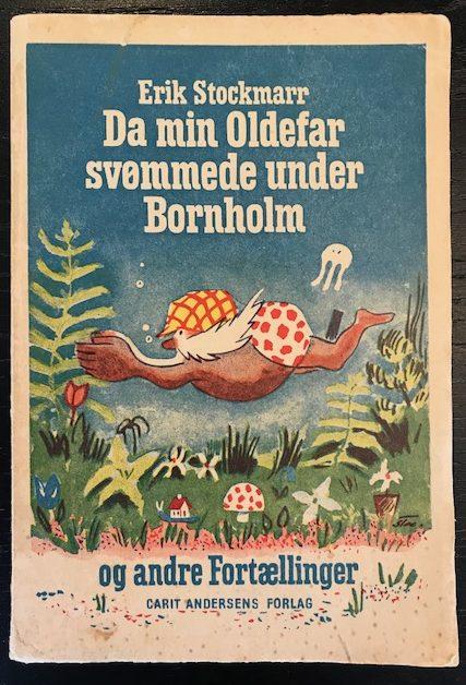 Da min oldefar svømmede under Bornholm