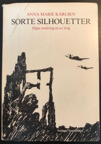 Sorte silhouetter - digte omkring en ø i krig