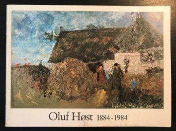 Oluf Høst 1884-1984
