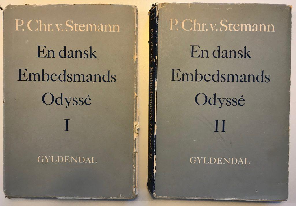 En dansk embedsmands Odyssé I og II