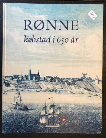Rønne Købstad i 650 år