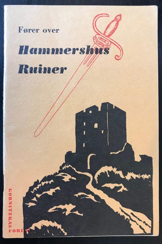 Fører over Hammershus Ruiner
