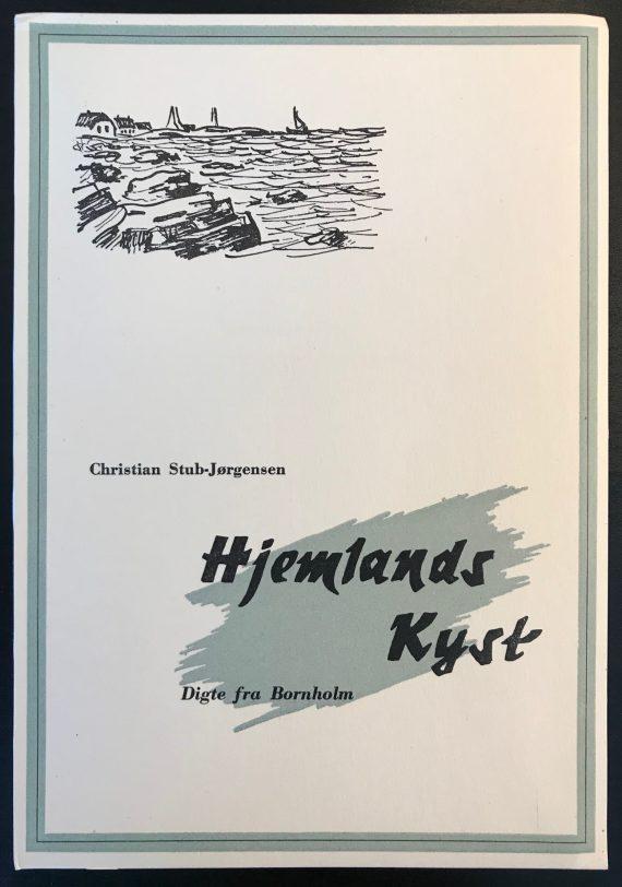 Hjemlands Kyst - digte fra Bornholm