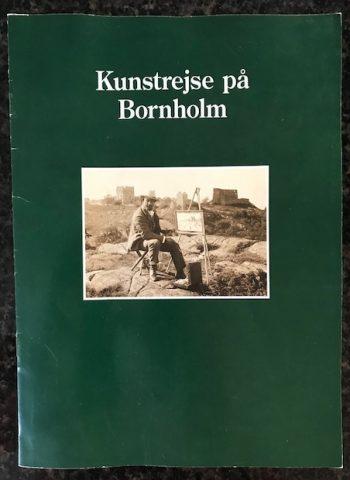 Kunstrejse på Bornholm