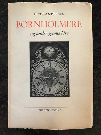 Bornholmere - og andre gamle ure