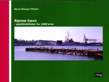 Rønne havn - øjebliksbilleder fra 1960'erne