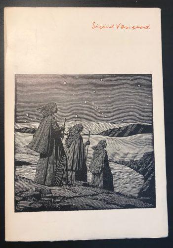 Sigurd Vasegaard af Jan Graff