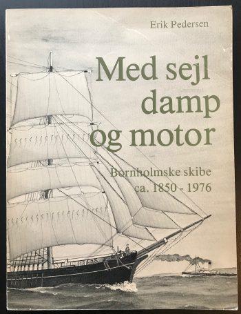 Med sejl damp og motor