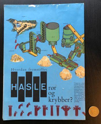 HASLE - hvordan fremstilles rør og krybber?