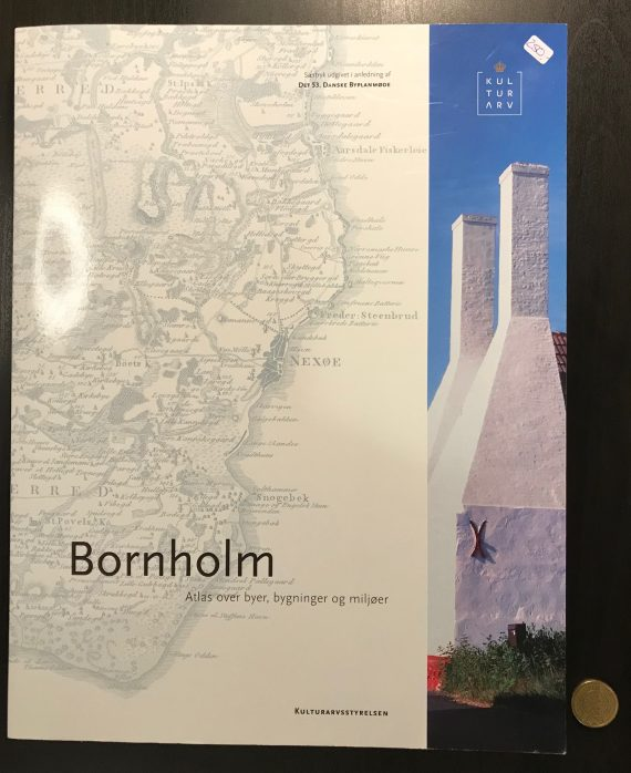 Atlas over Bornholm