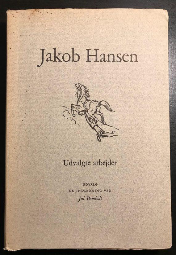 Jakob Hansen - udvalgte arbejder