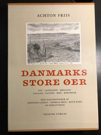 Danmarks store øer forside