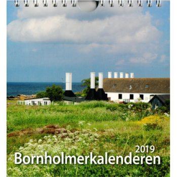 bornholmerkalenderen 2019 lille
