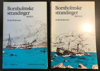Bornholmske strandinger (2 bind)