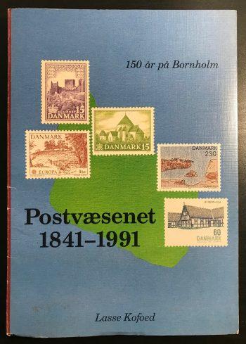 Postvæsenet 1841-1991