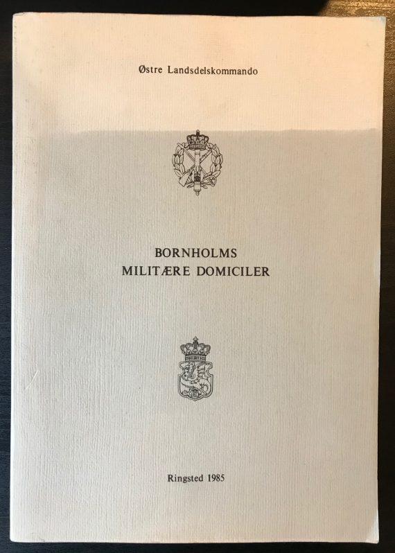 Bornholms militære domiciler