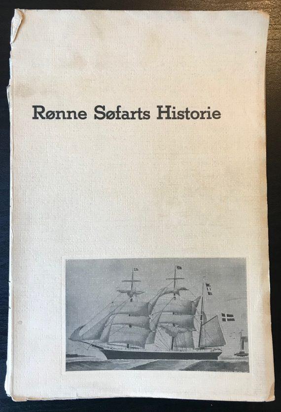Rønne Søfarts Historie