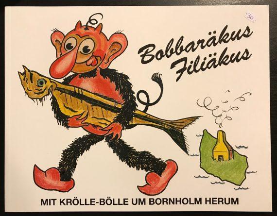 Mit Krölle-Bölle um Bornholm herum