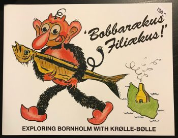 Exploring Bornholm with Krølle-Bølle
